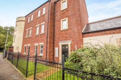 2 Bedrooms Flat for sale in Middleton Road, Fulwood, Preston, Lancashire, PR2