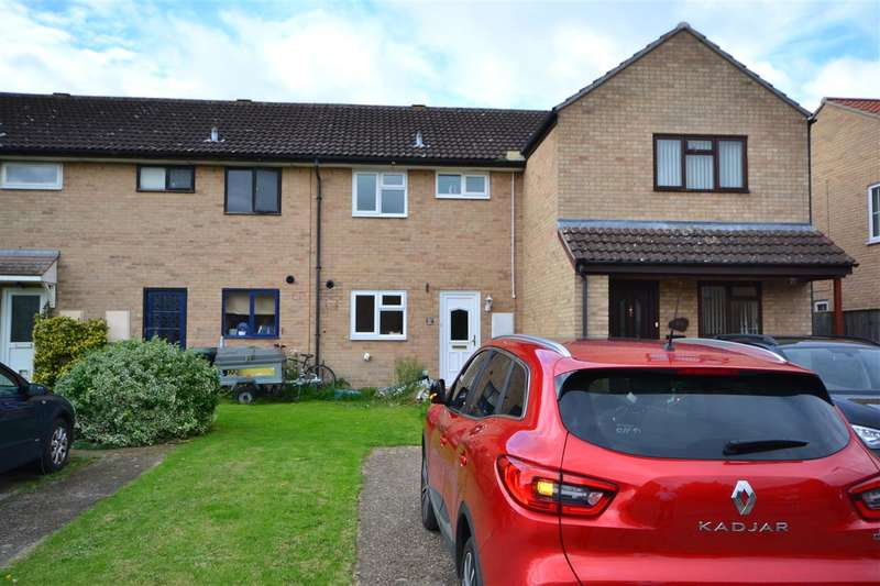 2 Bedrooms Terraced House for sale in Rosebay Gardens, Soham