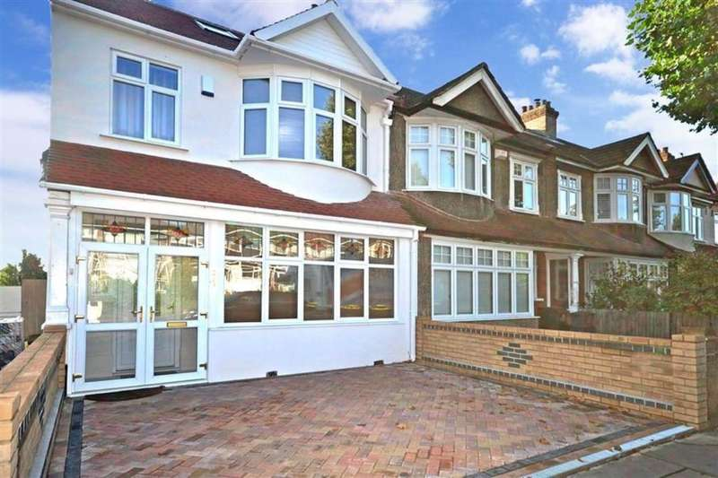 5 Bedrooms Semi Detached House for sale in Whitehorse Lane, London, SE25