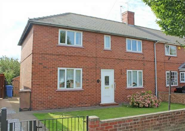 3 Bedrooms Semi Detached House for sale in Newclose Lane, Goole, East Riding of Yorkshire