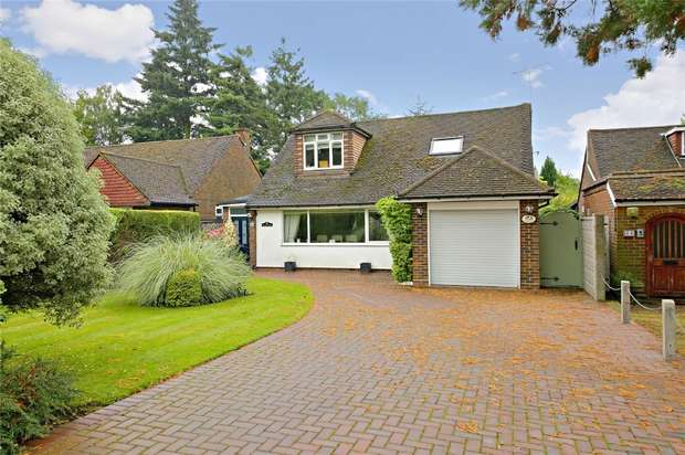 3 Bedrooms Detached House for sale in Williams Way, Radlett, Hertfordshire
