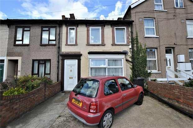 2 Bedrooms Terraced House for sale in Sumner Road, Croydon