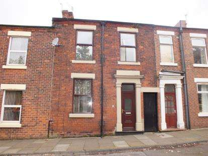 3 Bedrooms Terraced House for sale in Church Street, Leyland, Preston, Lancashire