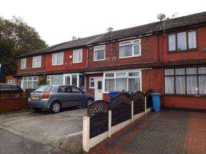 3 Bedrooms Terraced House for sale in Kirkmanshulme Lane, Manchester, Greater Manchester, Uk