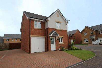 4 Bedrooms Detached House for sale in Creston Wynd, Fullwood Grove, Motherwell