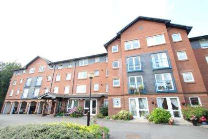 1 Bedroom Retirement Property for sale in Dean Court, Kilmarnock, East Ayrshire