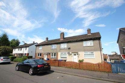 2 Bedrooms Flat for sale in Craigielinn Avenue, Paisley, Renfrewshire