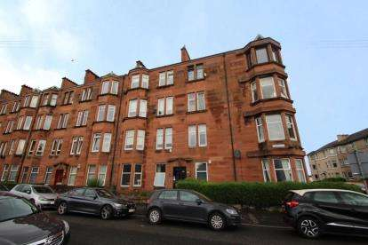 1 Bedroom Flat for sale in Torbreck Street, Glasgow, Lanarkshire