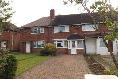 2 Bedrooms Terraced House for sale in Turnley Road, Shard End, Birmingham, West Midlands