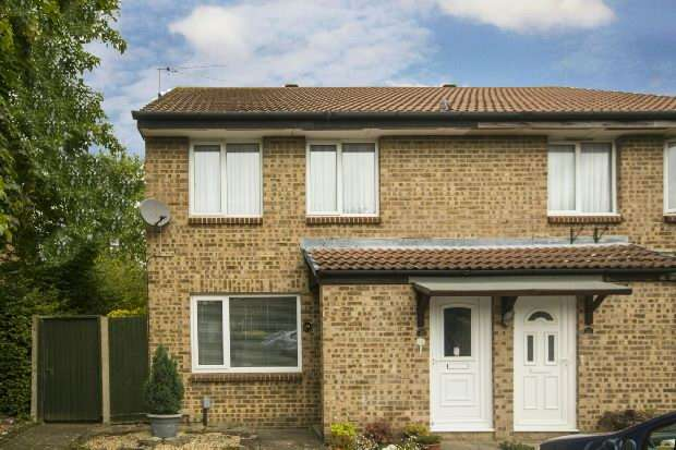 1 Bedroom Maisonette Flat for sale in Wispington Close, Lower Earley, Reading,