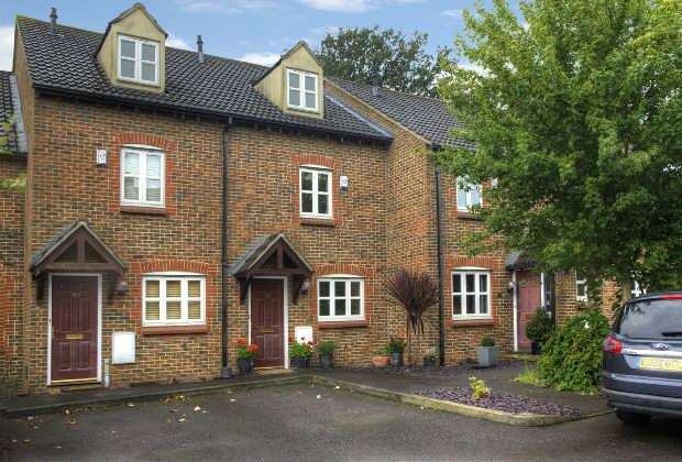 3 Bedrooms Town House for sale in Maiden Place, Lower Earley, Reading,