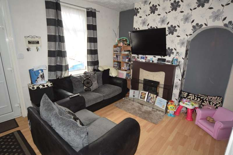 2 Bedrooms Terraced House for sale in Parker Street, Barrow-in-Furness, Cumbria, LA14 5RN
