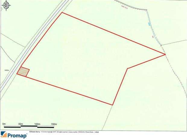 Land Commercial for sale in Plot 2, Land Off, Buckingham Road, Whitchurch