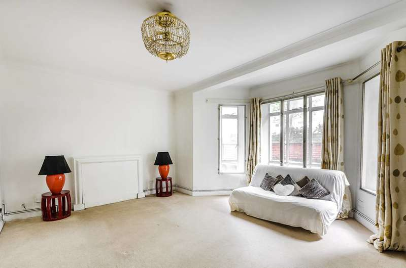 1 Bedroom Flat for sale in Cromwell Road, Earls Court, SW5