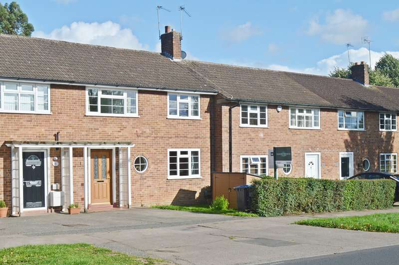 3 Bedrooms Terraced House for sale in Howlands, Welwyn Garden City, AL7