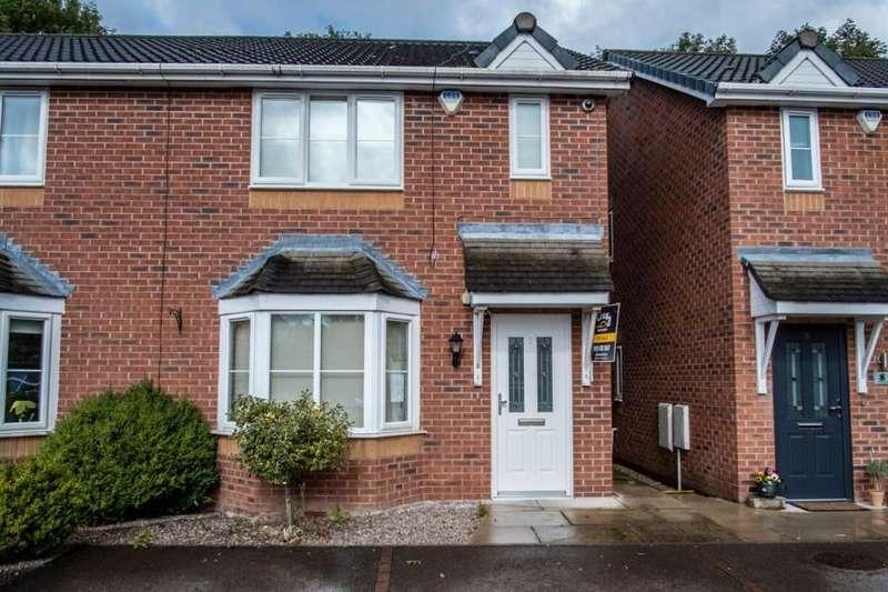 3 Bedrooms Semi Detached House for sale in Oak Grange, Halewood, L26