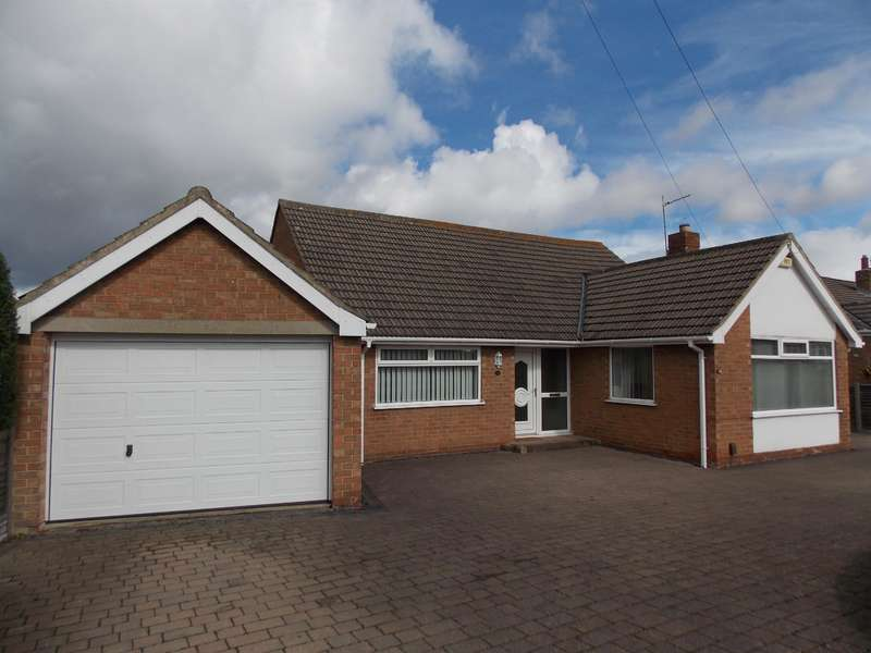 2 Bedrooms Detached Bungalow for sale in High Rifts, Stainton, Middlesbrough, TS8 9BE