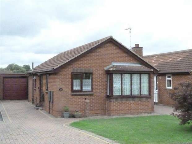 2 Bedrooms Detached House for sale in Lutterworth