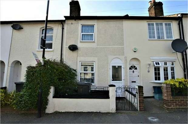 3 Bedrooms Terraced House for sale in Bishops Road, Croydon