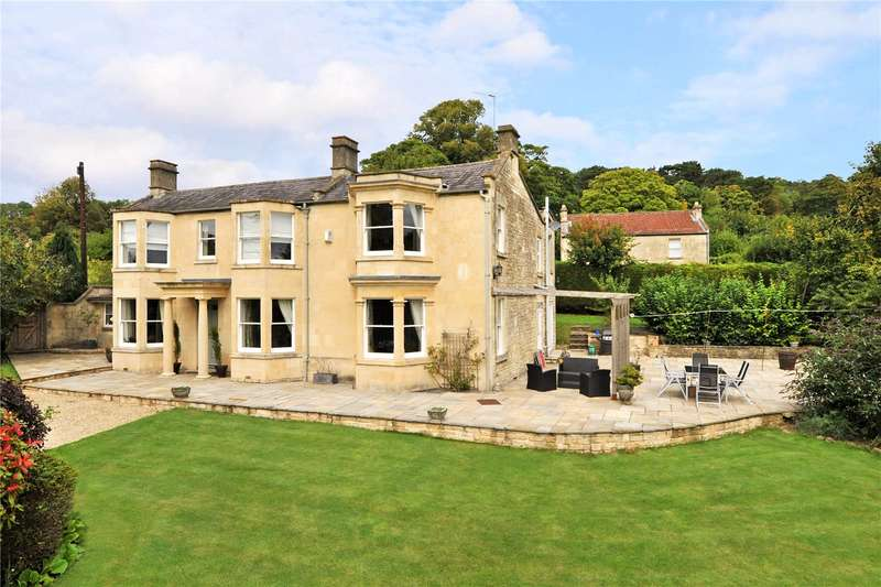 5 Bedrooms Detached House for sale in Bannerdown Road, Batheaston, Bath, BA1