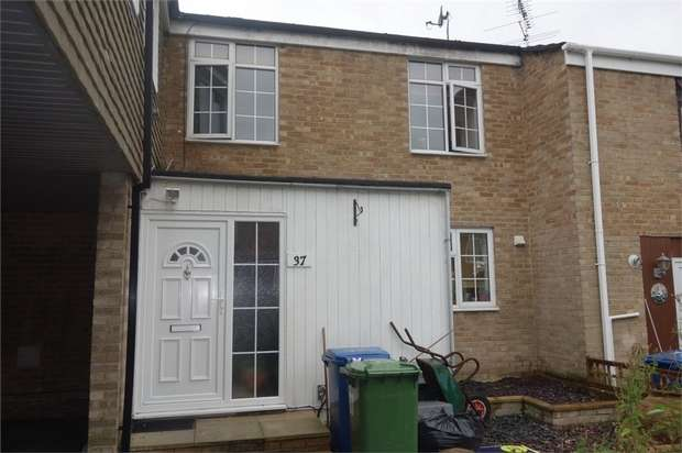 3 Bedrooms Terraced House for sale in Ringwood, Bracknell, Berkshire
