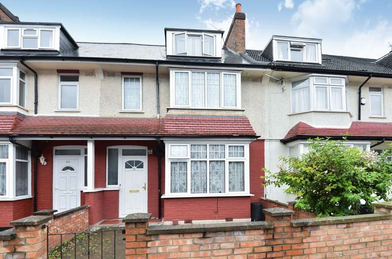4 Bedrooms House for sale in Ansell Road, Tooting, SW17