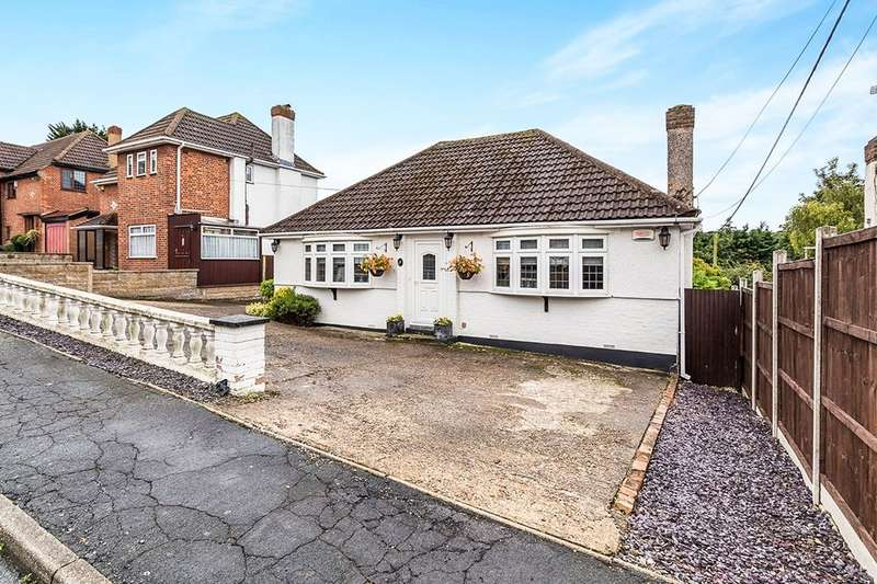 3 Bedrooms Detached Bungalow for sale in Hill View Road, Longfield, DA3