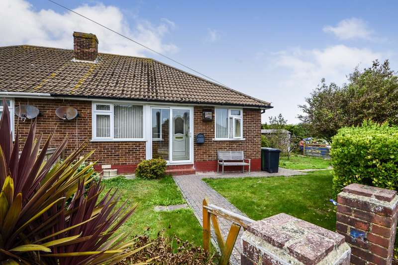 2 Bedrooms Bungalow for sale in Gibb Close, Bexhill On Sea, TN40