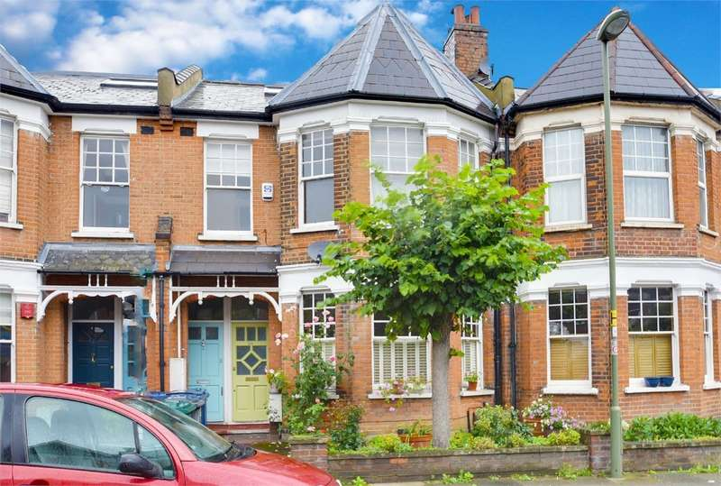 4 Bedrooms Maisonette Flat for sale in Sedgemere Avenue, East Finchley