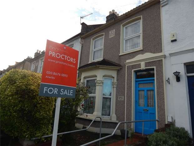 3 Bedrooms Terraced House for sale in Glenfarg Road, Catford, London