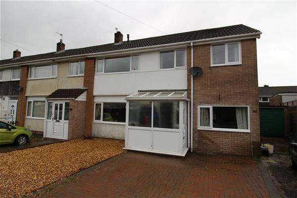 5 Bedrooms End Of Terrace House for sale in Tennyson Road, Caldicot