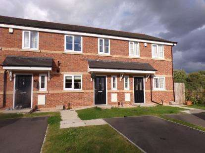3 Bedrooms Terraced House for sale in Ivory Close, Eccles, Manchester