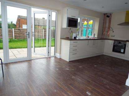 3 Bedrooms Semi Detached House for sale in Westholme Road, Plot, Westholme Road, Prestwich