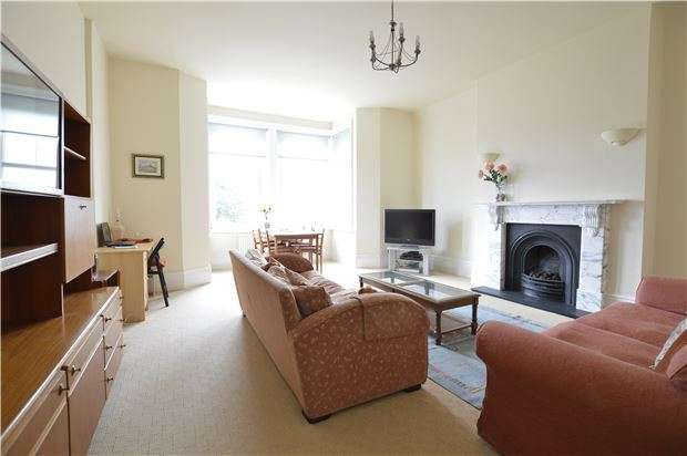 2 Bedrooms Flat for sale in Wykeham Road, HASTINGS, East Sussex, TN34 1UA
