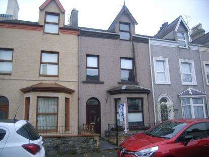 4 Bedrooms Terraced House for sale in Dinorwic Street, Caernarfon, Gwynedd, LL55