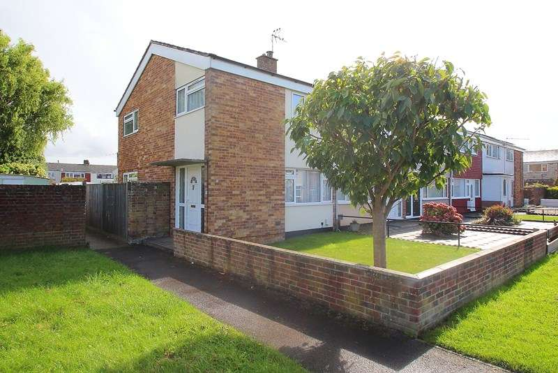3 Bedrooms End Of Terrace House for sale in Cranborne Walk, Fareham