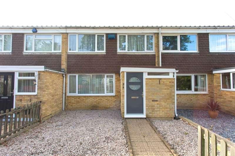 3 Bedrooms Terraced House for sale in Thorpe Walk, Rainham