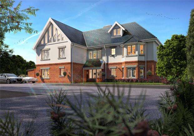 2 Bedrooms Flat for sale in Salterton Road, Exmouth, Devon