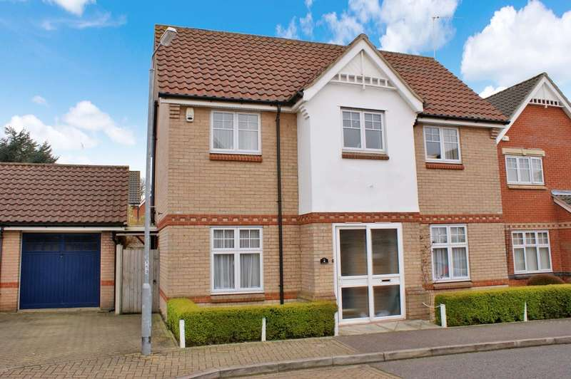 3 Bedrooms Detached House for sale in Lodge Farm Drive, Old Catton, Norwich