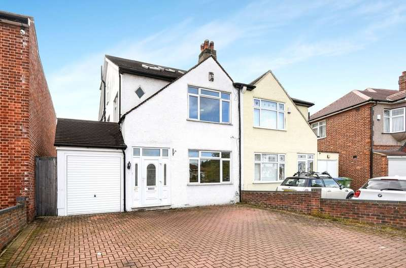 4 Bedrooms Semi Detached House for sale in Leysdown Road, London