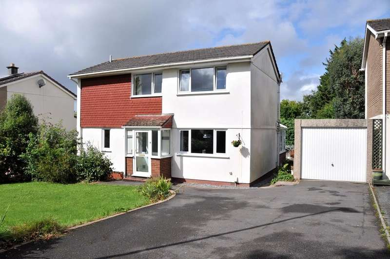 3 Bedrooms Detached House for sale in Plympton