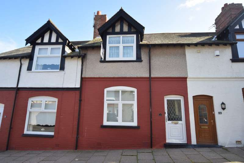 2 Bedrooms Terraced House for sale in Niger Street, Barrow-in-Furness, Cumbria, LA14 3EH