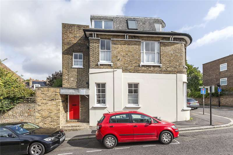4 Bedrooms Semi Detached House for sale in Dartmouth Row, London, SE10