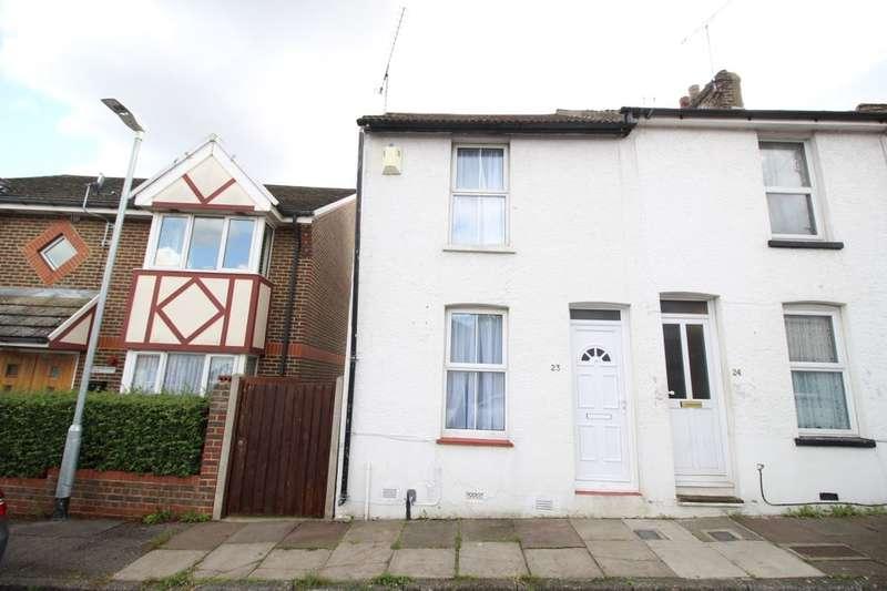 2 Bedrooms Property for sale in Elliott Street, Gravesend, DA12