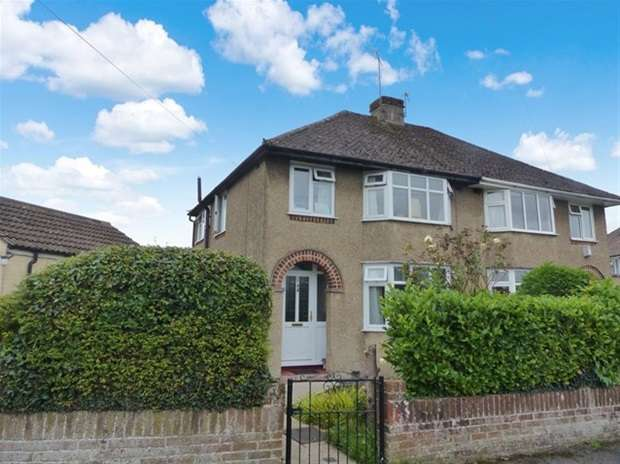 3 Bedrooms Semi Detached House for sale in East End Avenue, Warminster
