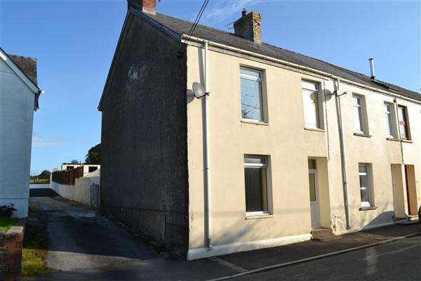 4 Bedrooms Terraced House for sale in Pretoria, West Carmarthenshire, Bancyfelin