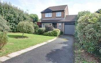 4 Bedrooms Detached House for sale in The Heathers, Woolwell