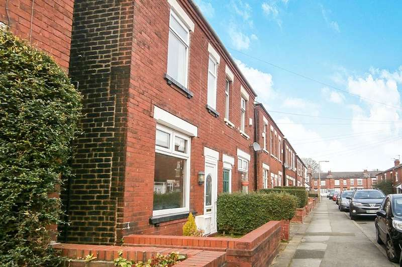 2 Bedrooms Semi Detached House for sale in Westwood Road, Stockport, SK2