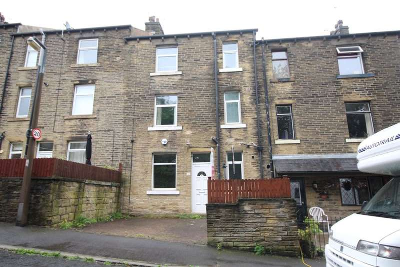 2 Bedrooms Terraced House for sale in Fixby Avenue, Halifax, HX2