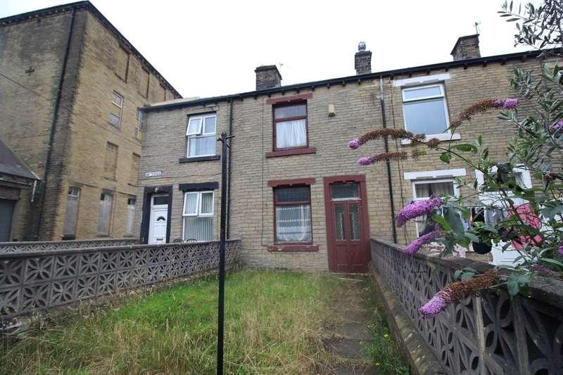 2 Bedrooms Terraced House for sale in Oak Terrace, Halifax, HX1